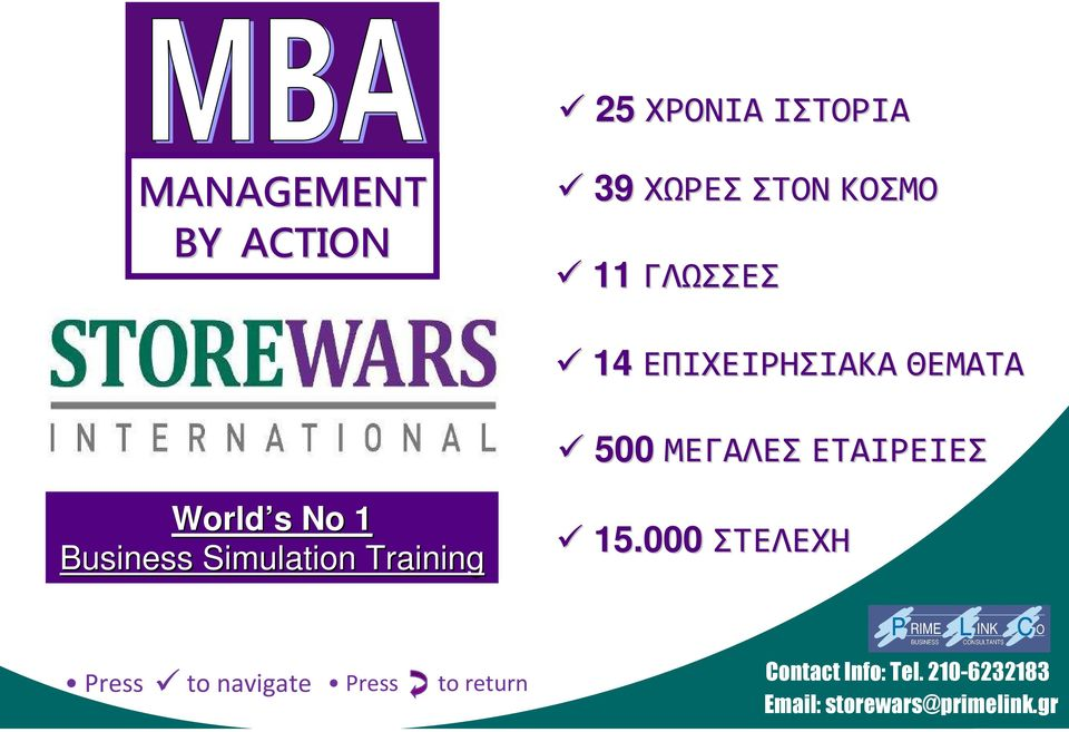 1 Business Simulation Training 15.