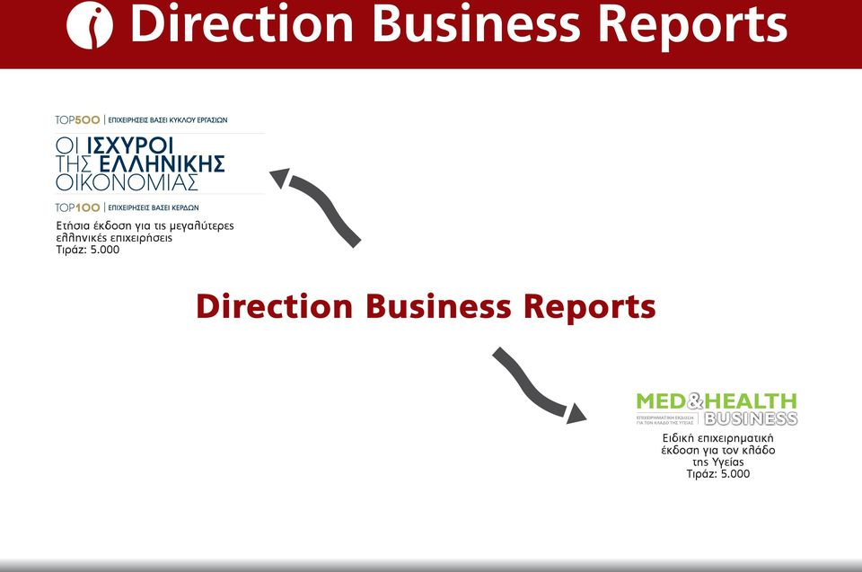 000 Direction Business Reports MED& HEALTH ΕΠΙΧΕΙΡΗΜΑΤΙΚΗ ΕΚΔΟΣΗ