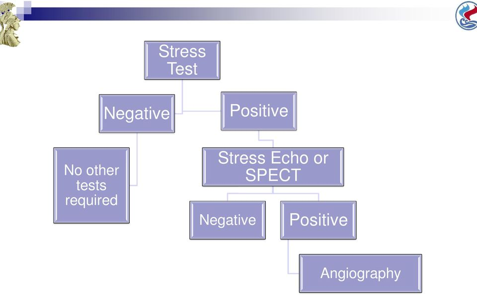 required Stress Echo or