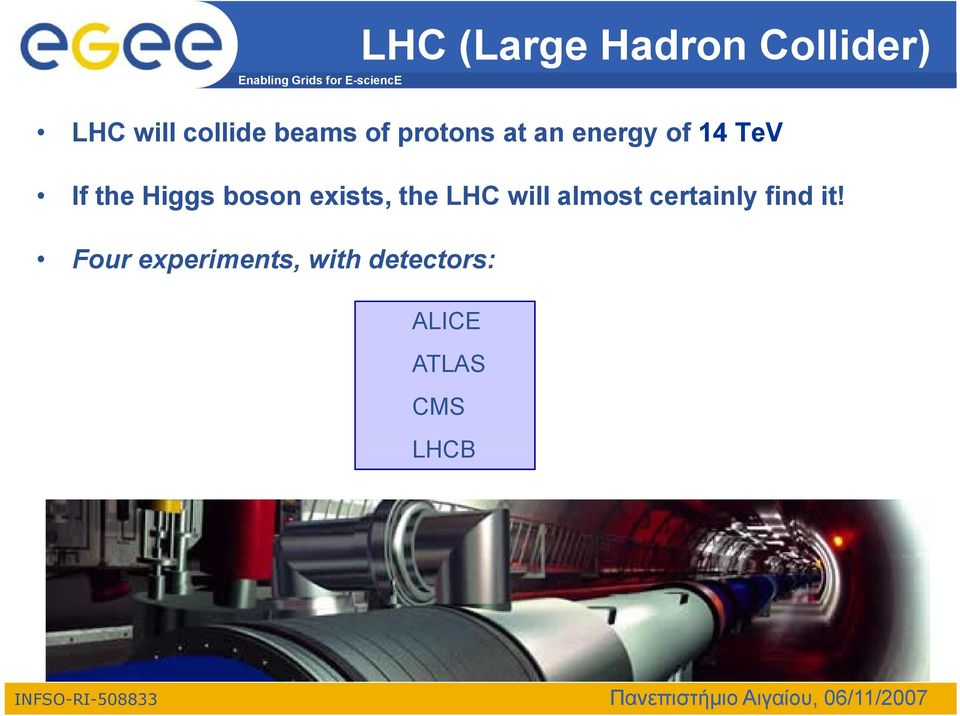 boson exists, the LHC will almost certainly find it!