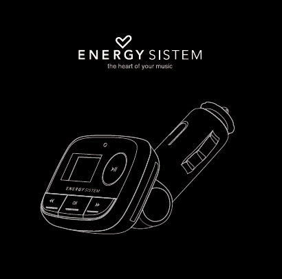 ENERGY SISTEM CAR FM-T