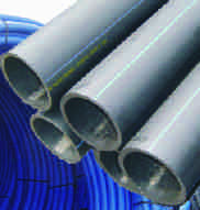 HDPE POTABLE WATER PIPES PE80 ΣΩΛΗΝΕΣ ΠΟΣΙΜΟΥ ΝΕΡΟΥ 2 nd Generation / 2ης Γενιάς (σ 6,3 MRS 8 PE 80) Safety Factor,6 Συντελεστής Ασφαλείας HYDROPAL Available : Φ6 Φ (00 meter coil) : Φ0 Φ35 (5,8 &,8
