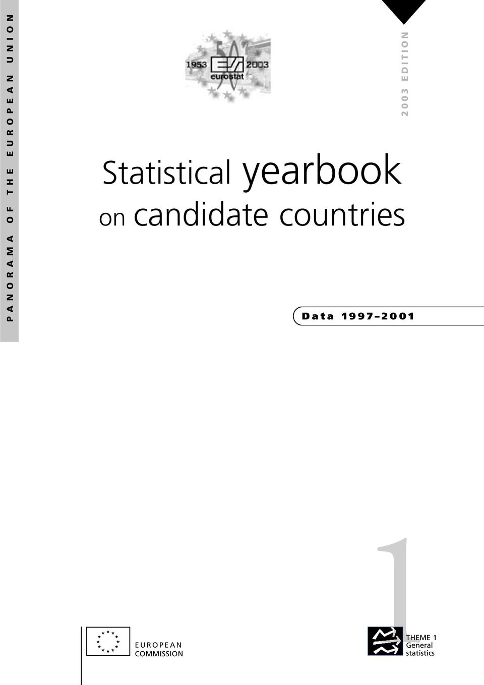 countries 2003 EDITION Data 1997 2001
