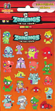 MISCELLANEOUS Zomlings 55373