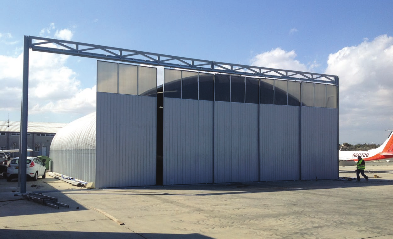 High durability structures, providing long lasting performance and withstand extreme weather conditions. Monitoring technology can be integrated for high security and monitor storage quality.