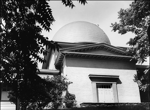 1959, Smithsonian Astrophysical Observatory