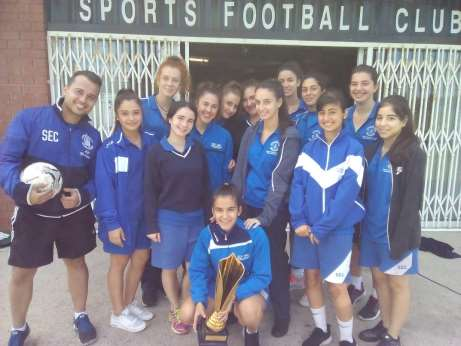 SWISSA Our U15's Boys and Opens Girls Football teams finished in first place yesterday at the annual SWISSA