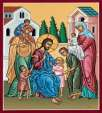 JOY The Junior Orthodox Youth (JOY) group of our Cathedral is open to children between 3rd - 6 th grades.