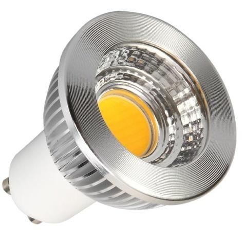 SPOTLIGHT Base: GU10 Voltage: 230Vac Power:5W Body material:glass Beam angle:110 Color temperature:3000k (Warm