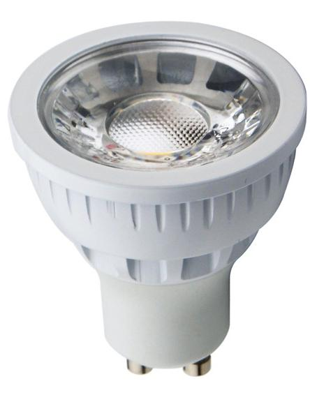 Height 65mm Optional: Dimmable COOL WHITE: WARM WHITE: Lumens 500 LDSPLIGU10CW5WA1