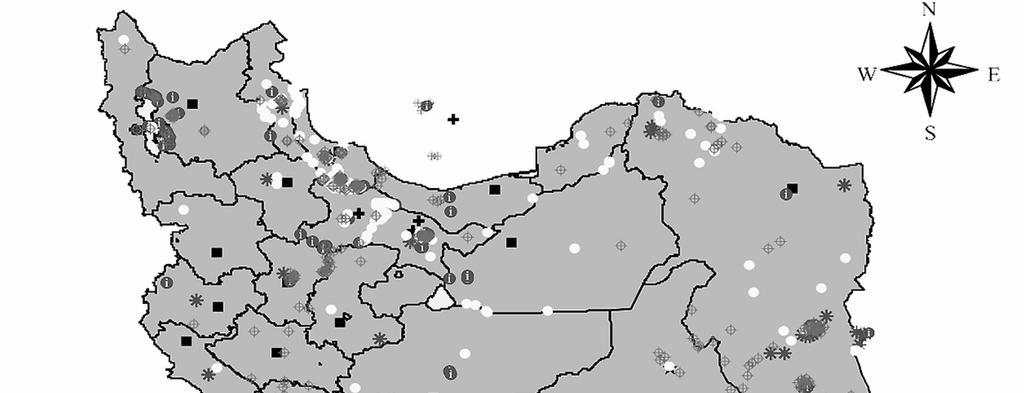 Mehri e Sedighi (2008) Use of GIS in