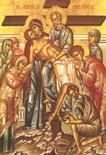 April 8th SATURDAY OF LAZARUS for the entire family 8:45 AM Orthros & Divine Liturgy followed by: Light Refreshments Weaving Palm