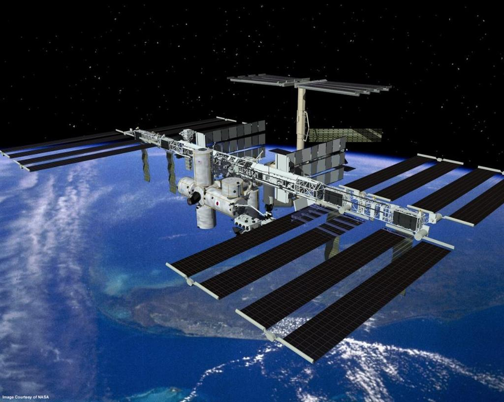 The ISS is arguably the most expensive single item ever