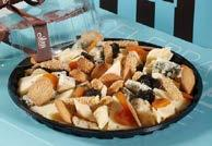 3 Cheese platter for 15 persons (50-60gr