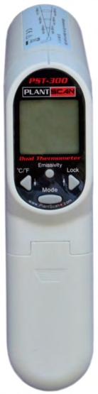 Professionals use these thermometers in Industrial, Electrical and HVAC applications to safely check temperatures from a large distance.
