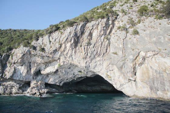 Come across the most renowned sea caves in Greece at the Keri peninsula located among numerous beaches and bays. The Blue Cave stands out and is the center of attention.