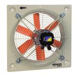 HEP HEPT HEP: Wall-mounted axial fans, with IP65 motor HEPT: Long-cased axial fans, with IP65 motor Wall-mounted axial (HEP) and long-cased (HEPT) fans, with fibreglass-reinforced plastic impeller.