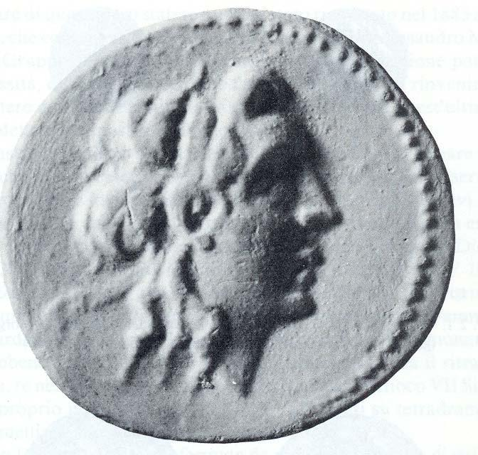 205 Appendix 1: The ΦΙΛΙΠΗΙΟΝ Gold Coinage GOLD COIN 1 (Campana, Enna 15) Obv: Male head, right, diademed with long hair.