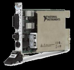 Figura 2.9: Instrument modular NI PXI-4130 (National Instruments, 2013) C.