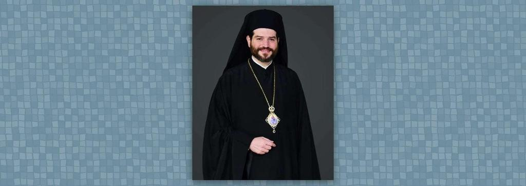 concurrence of the Holy Eparchial Synod of the Archdiocese, I wish to inform you that His Grace Bishop Apostolos of Medeia will soon begin a new chapter in his ministry as Chief Secretary of the
