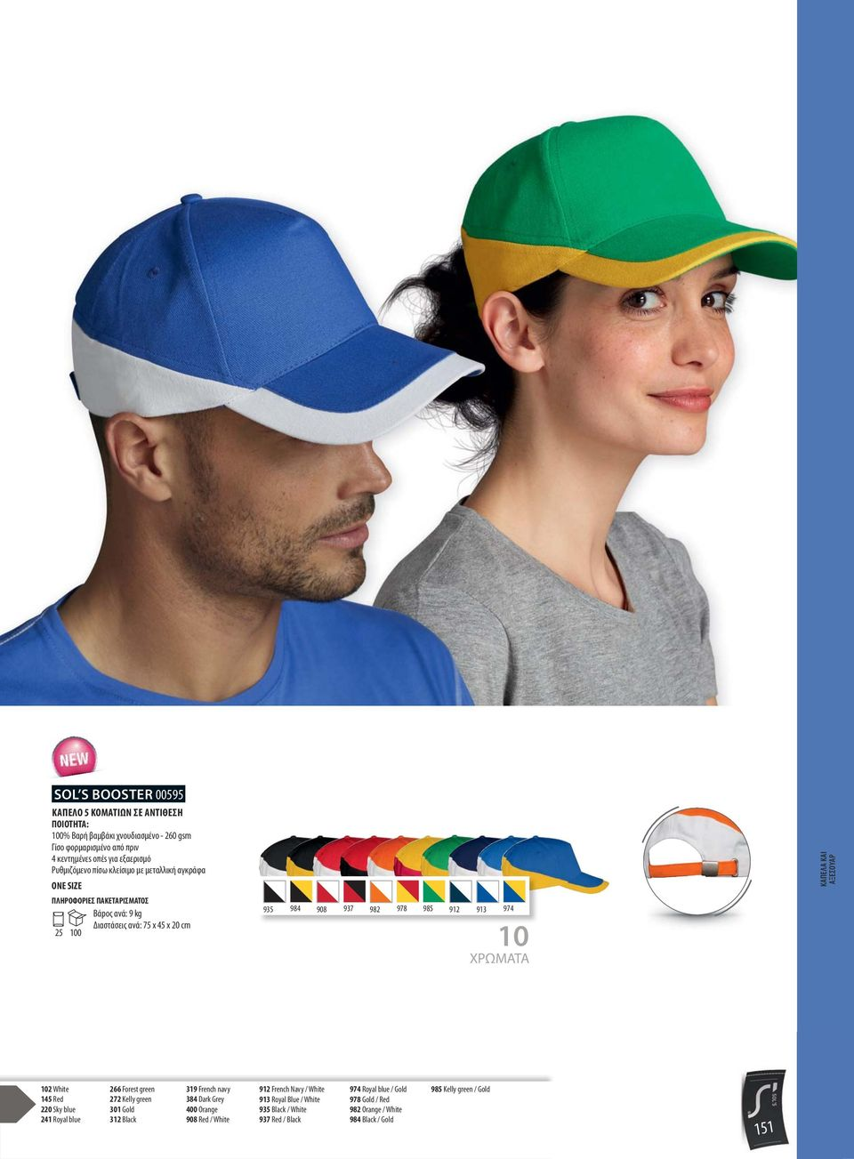 2c99899ce2b7 White 145 Red 220 Sky blue 241 Royal blue 266 Forest green 272 Kelly green  301