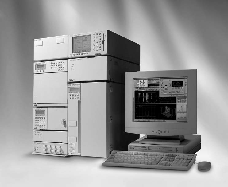 C190-E061A HPLC  VPseries Supplies and Maintenance Parts for