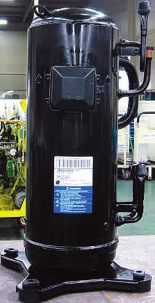 Scroll Compressor for Air Conditioning - PDF