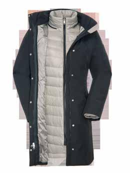 a38443703628 22 WINTER OUTDOOR jackets   parkas THE NORTH FACE Το Wmn s Suzanne  TriClimate Trench είναι
